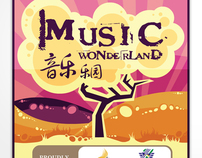 MUSIC WONDERLAND 2009 [Tchaikovsky Music Centre]