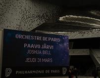 Philharmonie de Paris / Generative content