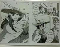 #mangaphotobooth