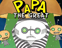Papa the Great | ComicCover