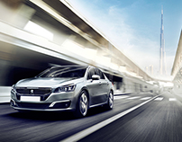 The Character Within - Peugeot 508