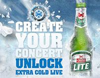 Castle Lite: Create Your Concert