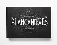 Blancanieves. The Movie book