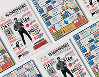Infographic Collection Vol I • Graphic Design
