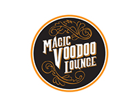 Magic Voodoo Lounge Logo