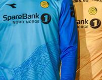 Bodø/Glimt official kits 18/19