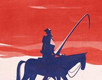 Don Quixote fails!