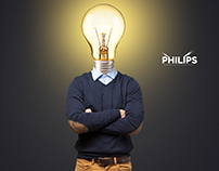 Philips Bulb Man ( PS )