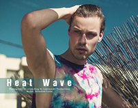 Heat Wave for HUF Magazine