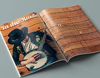Magazine Layout Mockups