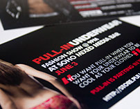 Various Flyer Designs for Bar & Club Events