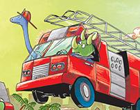 Fire Dinos Promo Image