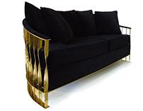 MANDY Sofa | By KOKET