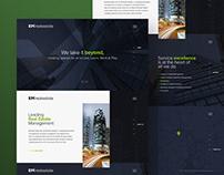 EMRE Website Design