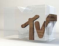 MTV Taiwan Trophy Design (Concept)