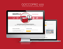GOCCOPRO - Presentation Website