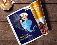 Masary Print Ads | Class Project