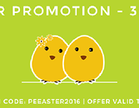 Spring & Easter Sale! 30% discount on all themes!