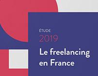 Le freelancing en France - étude 2019