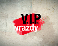 TV PRIMA / V.I.P. MURDERS / INTRO OPENER
