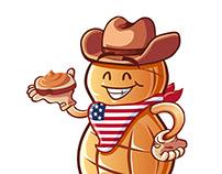 Mascota publicitaria - McMani
