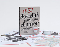 Collaboration in 1887 Recetas para que el amor perdure