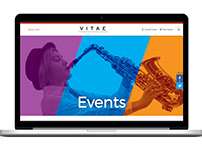 Vitae Online Magazine - Events Section