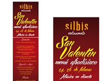 SILBIS  |  EVENTO SAN VALENTÍN