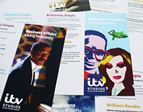 ITV Global Tent Cards