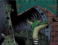 TOILET Reptile