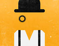 Poster - A Clockwork Orange