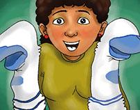 NIÑA storyboard - GIRL storyboardr