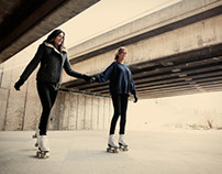 Perfect Roller Skaters