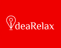 IDEA RELAX WEB SITE and BRAND IDENTITY