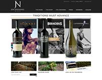 Jon Nathaniel - web design