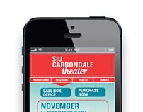 SIU Carbondale Theater Department App