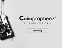 Cairographeez photography Branding