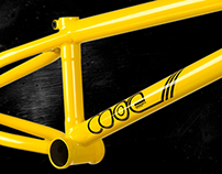 MANKIND BIKE CO. Code Frame 2012