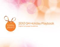 2012 Holiday Playbook