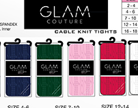 Glam Couture Branding, Sales Sheet