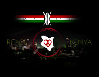 PlurKenya - Peace Campaign (Personal Project)