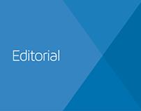 some editorial design