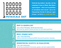 Petascale Day Poster