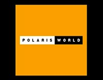 Polaris World. Corporate identity & a lot more