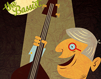 the Bassist...