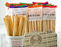 Biržų duona – Grissini