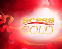 Acasa GOLD - Branding