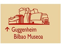 Bilbao. Señalización viaria y peatonal
