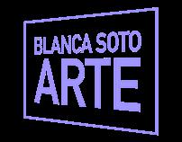 Corporate Identity, Blanca Soto Galería de Arte