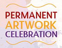 Permanent Artwork Celebration